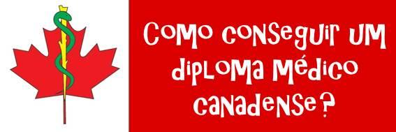 diploma médico canadense